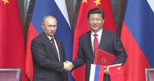 a aliança russia e