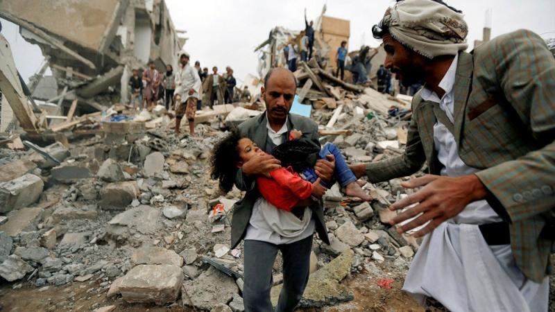 Resultado de imagem para Guerra no Iemen